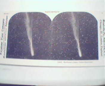 1970 Repro 1800-1900s- Moorehouse Comet frm Yerkes!