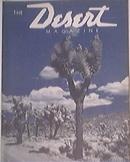 The Desert Mag 6/1946 Hopi Trek,Stone Flowers,