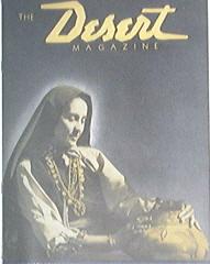 The Desert Mag 1/1944 Desert's Cuckoo Bird