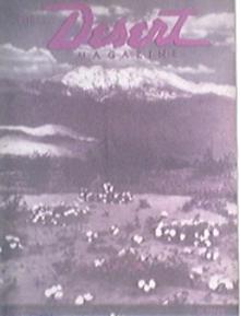 The Desert Mag 5/1944 Goblin Gulch,Mono Rail,
