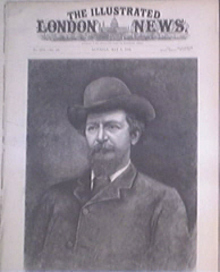 Illustrated London News,1894 UN Kingdom Tea,Brooke Soap
