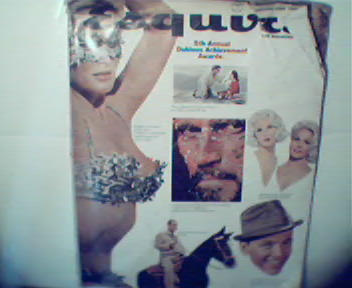 Esquire-1/66 Ursula Andress, Profile of China, Crooks!