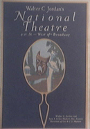 12/1/1925 Walter C. Jordan's National Theatre Program