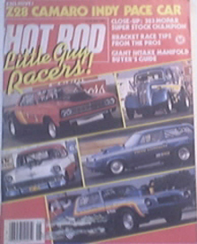 Hot Rod, 6/1982,Silver Bullet 1937 Chevy, 1948 Anglia