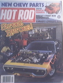 Hot Rod, 2/1983, 1950 Ford Coupe, 1982-83 F-bodies
