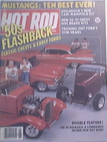 Hot Rod, 6/1983, Edelbrock's