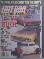Hot Rod, 2/1987, 1964 NOVA, 1977 Olds Starfire