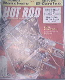 HOT ROD 2/1959 Fuel Injection, Tire Treads