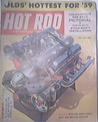 HOT ROD 6/1959 The Next Forward Step in Fuel Injection