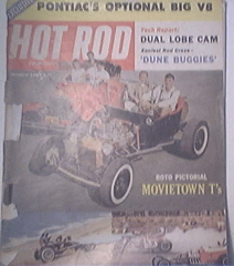 HOT ROD 3/1961 The Robert E. Lee, The Comanche