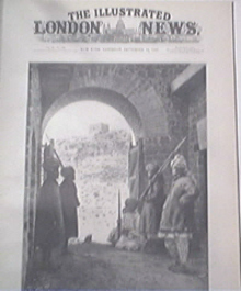 Illustrated London News 1897 Duke And Dutchess of York