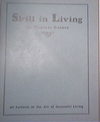 Skill in Living by Thomas Gains, 1954
