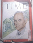TIME Magzine 8/30/1948 Canada's Clarence Decatur Howe