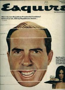 ESQUIRE, Next GOP Pres. Candidate?, 3/66