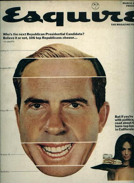 ESQUIRE, Next GOP Pres. Candidate?, 3/66