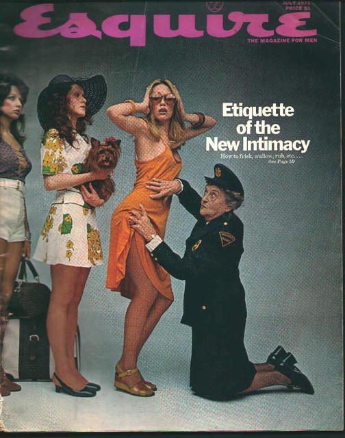 Esquire-7/71-The New Intimacy, StalkingPresid