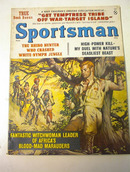 Sportsman Mag,8/63,The White Nymph Jungle