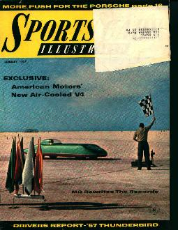Sports Cars-1/57 1957 Thunderbird!
