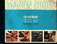 Mason Shoes Catalog from 1965-66!