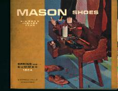 Mason Shoes Catalog from 1964!