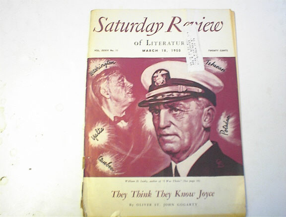 Saturday Review of Literature,March 18,1950