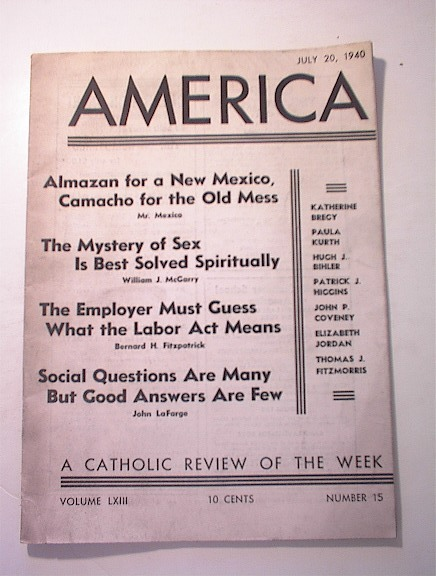 America,7/20/40,SEX isBest Solved Spiritually
