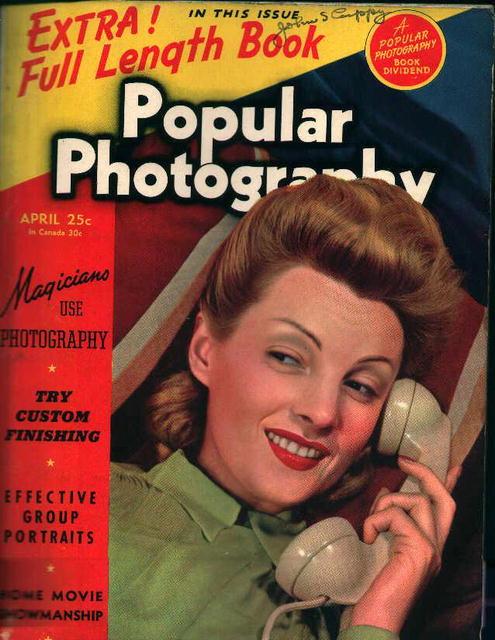 Popular Photography-4/41-Hansel Meith! Aerial