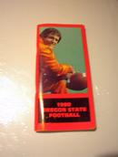 1980 OREGON STATE FOOTBALL GUIDE