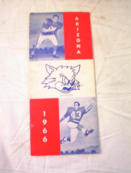 1966 ARIZONA FIRST EDITION MEMO TO PRESS