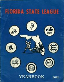Florida State League Yearbook, 1974