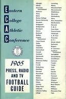 Eastern College Athletic Conference, 1965
