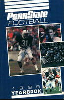 Penn State Football 1989 Yearbook!