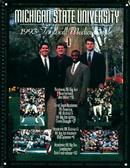 Michigan State University 1993 Media Guide