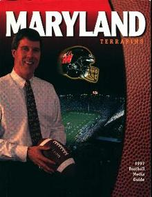 Maryland Terrapins 1997 Football Media Guide!