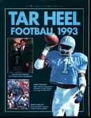 Tar Heel Football Media Guide 1993!