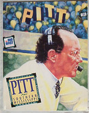 Official Program-Pitt v.So.Mississippi 9/7/91
