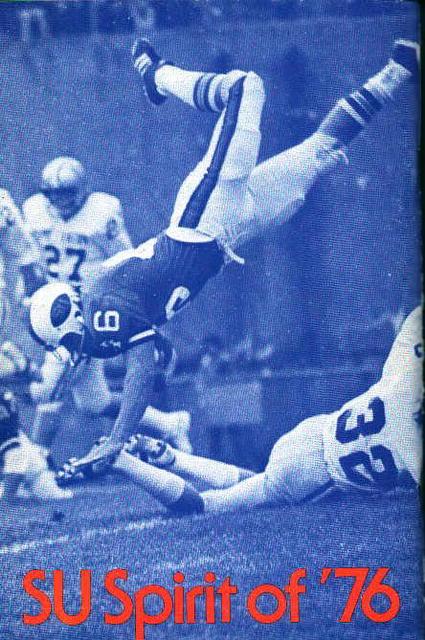 Syracuse Football 1976!