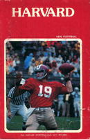 Harvard Football Guide for 1976!