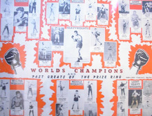 WORLDS CHAMPIONS AND PAST GREATS OF 1940'S