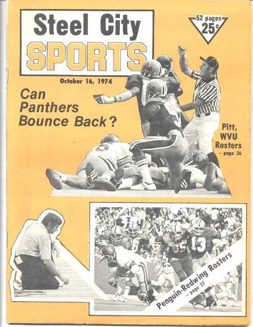 10/16/74 Steel City Sports