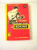 PERMA SPORTS ILLUSTRATED GUIDE TO BOXING