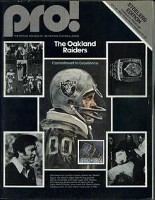 Steelers vs Raiders, 10/20/80