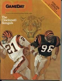 Steelers vs Bengals, 12/13/81