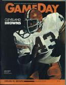 Steelers vs Browns, 1/2/83