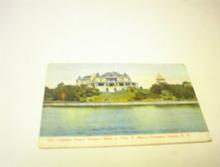 1907 Calumet Island,Summer Home of Chas