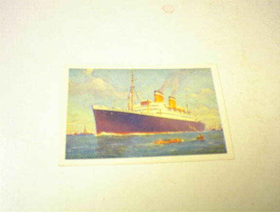 1920's Express Liner New York