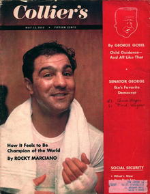 Colliers-Rocky Marciano, Senator George