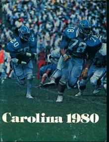 Carolina Football Guide 1980!