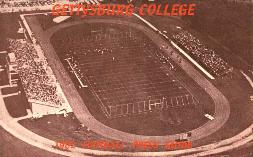 Gettysburg College Football Press Guide 1983