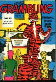 Grambling Football Media Guide 1979!
